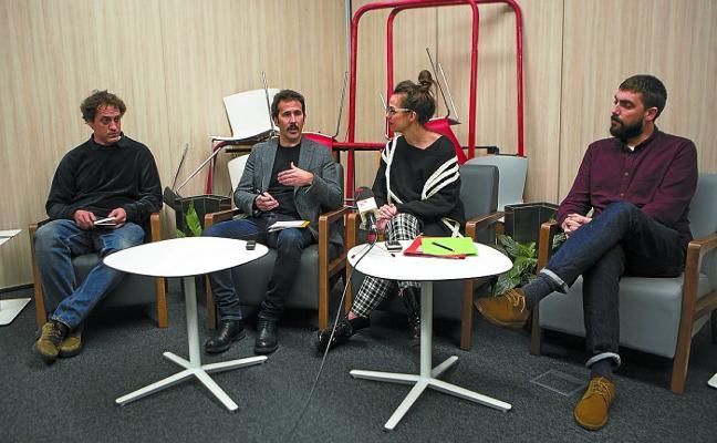 Diseñadores de primer nivel participan en una jornada sobre reutilización