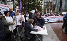 Los pensionistas vascos convocarán otra gran movilización en mayo