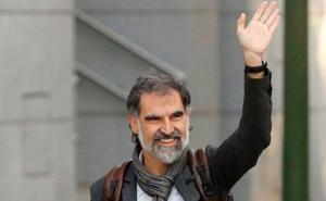 Jordi Cuixart se casa en la cárcel
