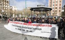 El conflicto en la concertada sigue encallado en el segundo día de paro