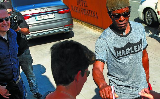 Fermin Muguruza visitará Ozzinema para presentar su película 'Black is beltza'