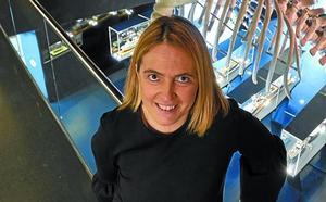 Esther Irigaray: «El Aquarium sigue creciendo y volvemos a estudiar la posibilidad de otra ampliación»