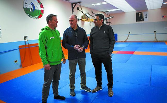 La Copa de España de Judo tiene mañana un cita en el frontón Jostaldi