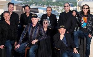 The Beach Boys cogen la Ola de Sondika