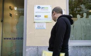 Gipuzkoa destruyó 2.100 empleos en el último trimestre de 2018