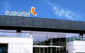 Euskaltel sube más del 7% en Bolsa ante una posible opa de Orange
