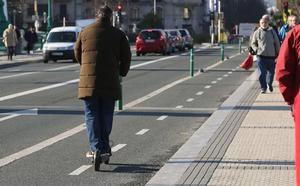 Donostia inicia una campaña de control del uso del patinete eléctrico