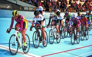 La temporada de pista, muestra de la salud del ciclismo guipuzcoano