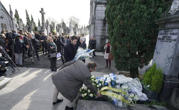 Homenaje a Gregorio Ordóñez en Polloe