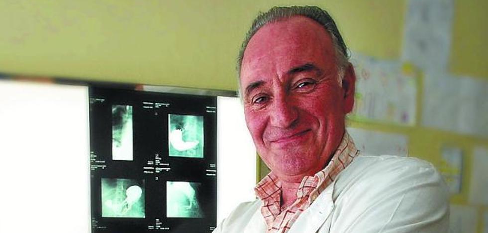 El médico irunés Luis Mari Elorz recibirá la Medalla de Oro de la Ciudad