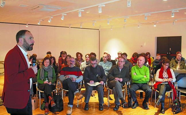 Donibane acogió el encuentro anual de Kultura Saretzen