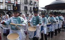 Azpeitia, tambores contra viento y marea