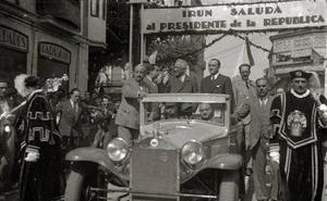 1932 | Un presidente de Estado en Irun
