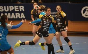 El Super Amara se juega su futuro en EHF, Liga y Copa en cinco partidos en casa