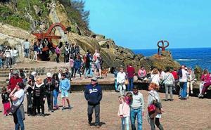 El turismo registró en 2018 nuevos récords en todo Gipuzkoa
