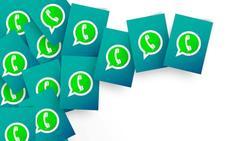 WhatsApp se cae durante varios minutos