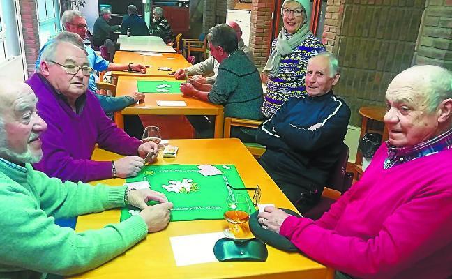 La asociación de jubilados Buztintegi, a pleno rendimiento