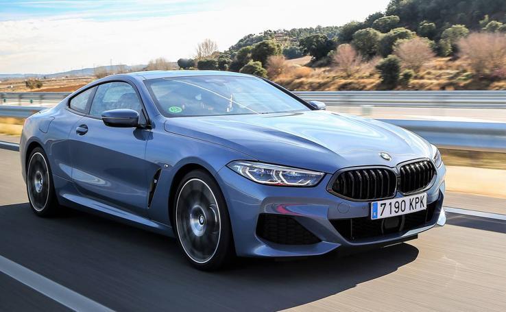 BMW Serie 8 Coupé, un automóvil de ensueño