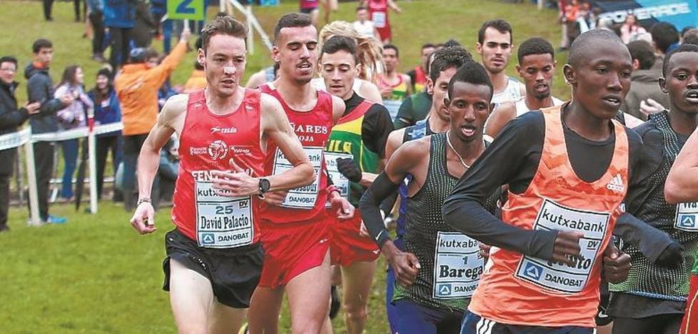 David Palacio: «Voy a pelear por subir al podio en el cross de Donostia»