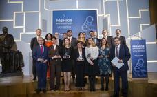 Vocento entrega sus Premios Empresariales a 14 compañías «ejemplares»