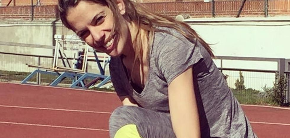 Maitane Melero: «Es el auténtico cross, de los que te hacen dura como atleta»