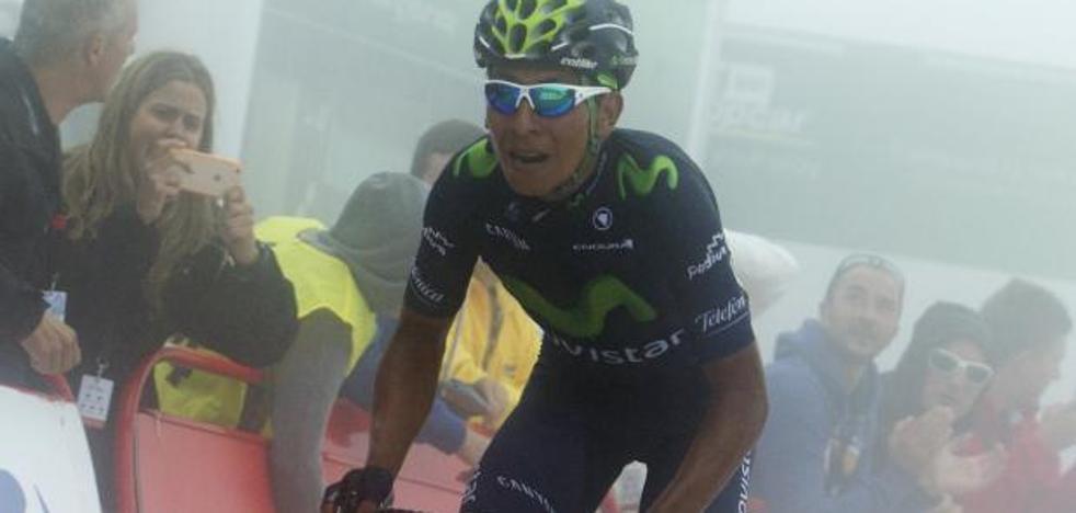 Sagan, Gaviria y Quintana, cartel de lujo en Argentina