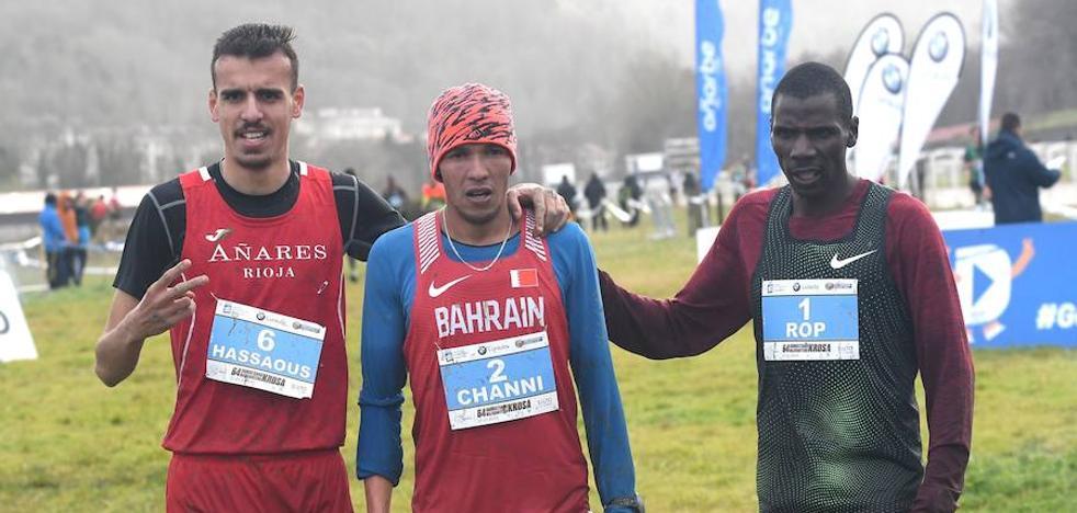 Bahrein repite en hombres y triunfo de la toledana Sánchez-Escribano