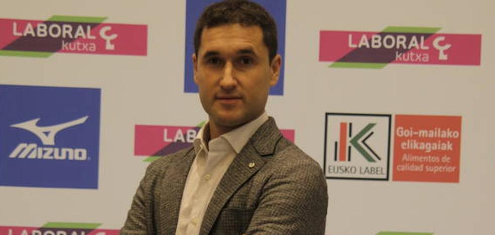 Iker Amarika: «La pelota femenina no para de crecer; en la Emakume Cup se han inscrito ¡110! pelotaris»
