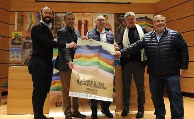Concha Velasco, Miguel Rellán, Gabino Diego y 'El Brujo' se citan en Eibar