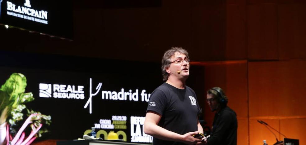 Andoni Aduriz: «No sé cuál es el futuro»