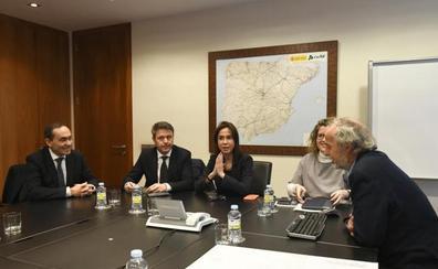 El Gobierno Vasco muestra su enfado con Adif y pide una reunión urgente para hablar de la estación de Irun