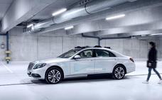 Mercedes y la conducción autónoma