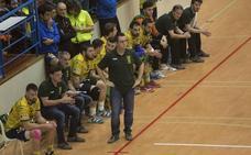 Jacobo Cuétara ve una reanudación liguera «complicadísima» para el Bidasoa