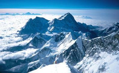 Los glaciares del Himalaya encaran su final debido al calentamiento global