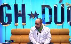 Julio Ruz, expulsado de 'GH Dúo' por «conducta inaceptable»