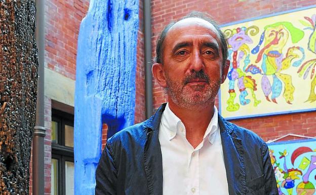 Daniel Innerarity, catedrático de Filosofía Política./PEDRO MARTÍNEZ