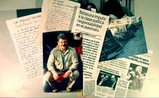 La familia Pagaza lanza una campaña en redes para transmitir la memoria de la violencia