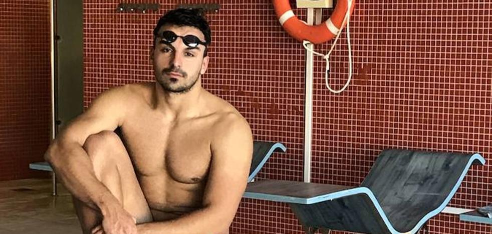 Eduardo Blasco logra las mínimas para el Campeonato de Francia de Salvamento y Socorrismo