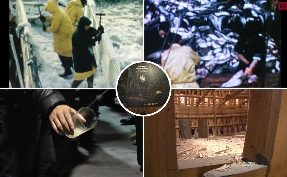 Sidra, La pócima de los balleneros vascos