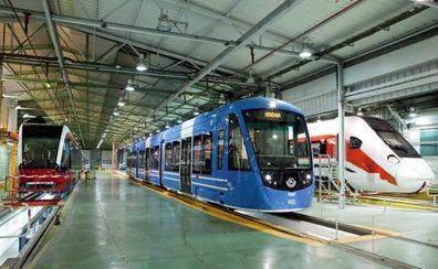 Un proyecto vasco es pionero para lograr «trenes más ligeros y eficientes»