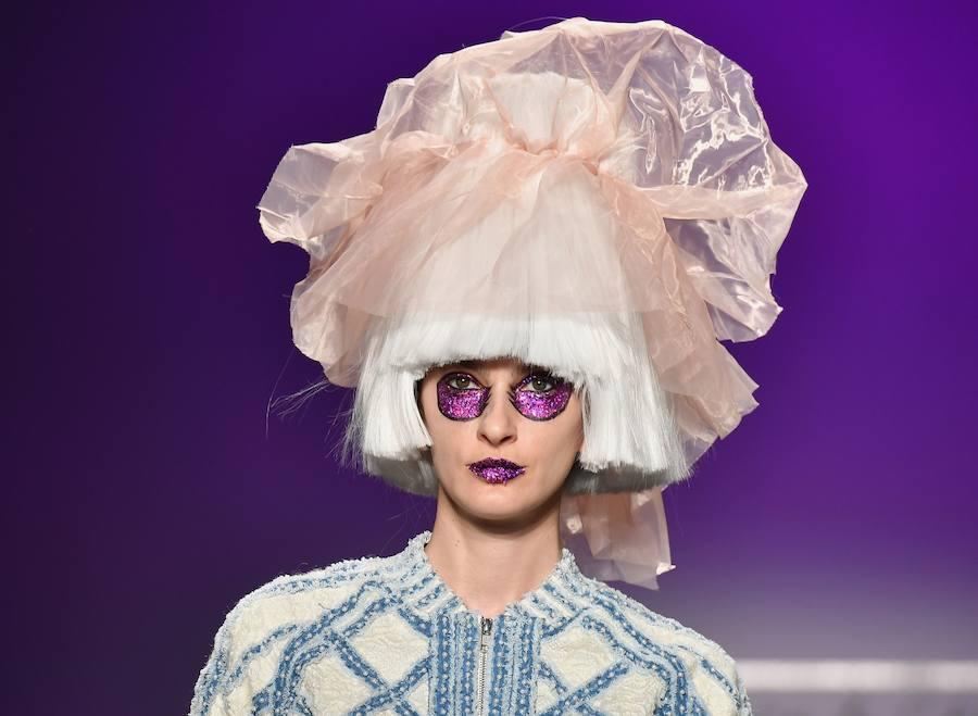 Fiesta de la moda en Nueva York