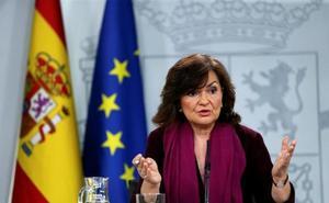 El Gobierno tira la toalla con el secesionismo y da por perdida la legislatura
