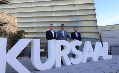 Los congresos internacionales llevan a un nuevo récord al Kursaal