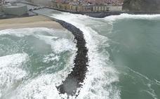 Un fin de semana con aviso amarillo por olas y un empeoramiento progresivo del tiempo