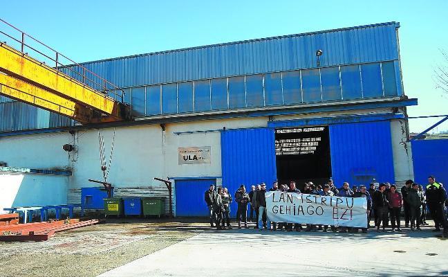 La siniestralidad laboral se dispara en la industria guipuzcoana