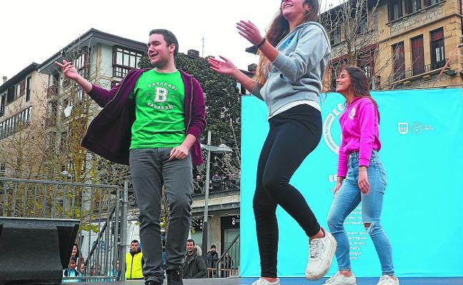 La afluencia de espectadores al Herriko Antzokia aumentó un 4,5%