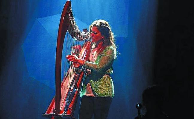 Concierto hoy de la músico y cantante Olatz Zugasti