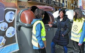 Tolosa se marca el reto de conseguir un reciclaje de orgánico del 100%