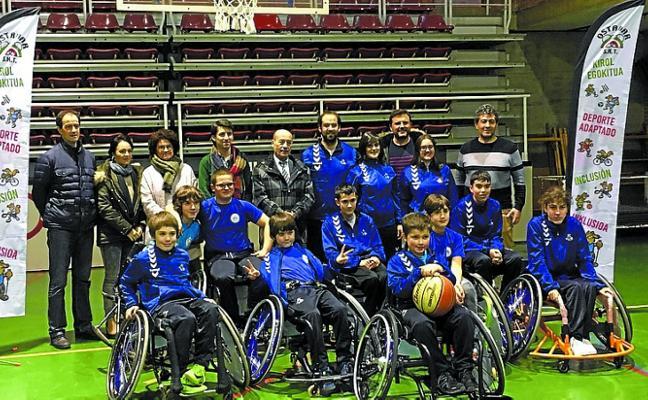 Experiencia positiva del Ostadar de deporte inclusivo en competiciones de Madrid y Donostia