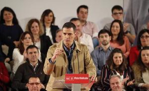 Sánchez advierte al independentismo que «nunca aceptaremos el derecho de autodeterminación»